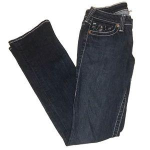 True Religion Hi-Rise Bootcut Jeans